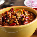 Deep, Dark and Stout Chili